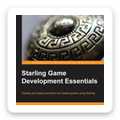 Get the book 'Starling Game Development Essentials'